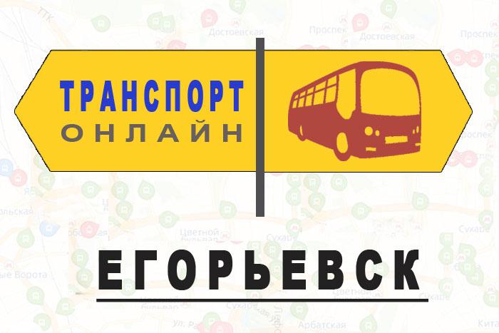 Яндекс транспорт онлайн Егорьевск