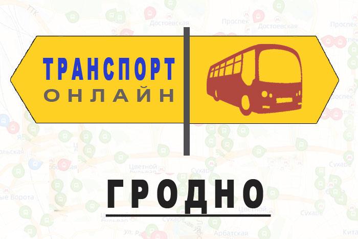 Яндекс транспорт онлайн Гродно